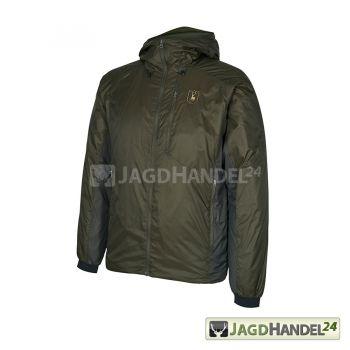 DEERHUNTER Faltbare Jacke tiefgrün