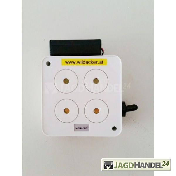 Wildretter 9V mit Batterie Schall Kitzretter für Mähwerk etc.