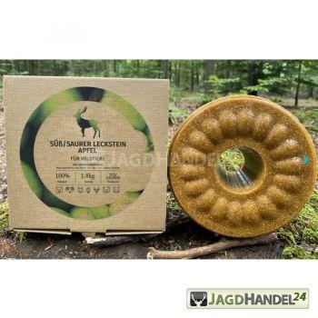 WILDLUTSCHER Leckstein Apfel süß/sauer 1,8kg