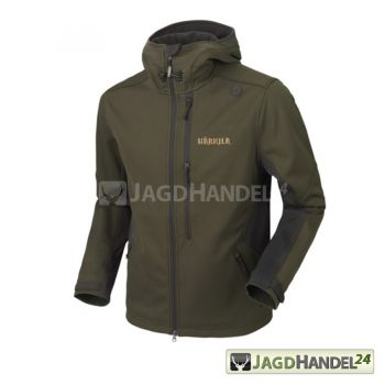 HÄRKILA Lagan Jacke Willow green/Deep brown