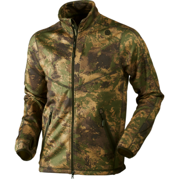 HÄRKILA Lynx Fleecejacke AXIS MSP Forest Green