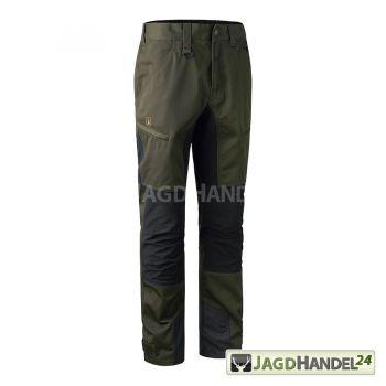 Deerhunter Rogaland Stretchhose mit kontrast Adventure Green