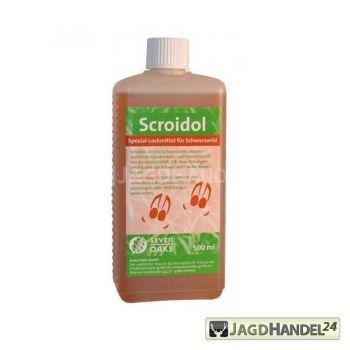 SEVEN OAKS Scroidol Lockmittel für Schwarzwild 500ml