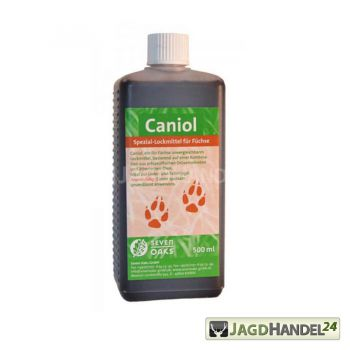 SEVEN OAKS Caniol 500ml - Lockmittel Fuchs