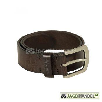 DEERHUNTER LederGürtel Dark Brown 105cm