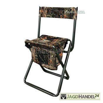 Sitzstuhl mit Tasche, Camo