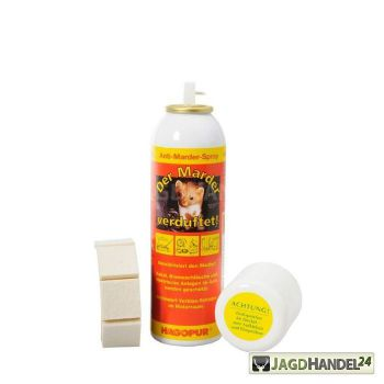 Hagopur, Anti-Marder-Spray, 200 ml