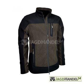 Blaser Active Vintage Jacke melange/schwarz
