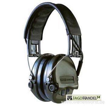 Gehörschutz MSA Sordin SupremePro, grün digital