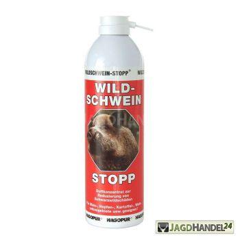 Wildschwein-Stopp, rot, 500 ml